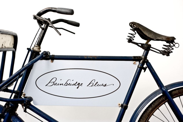 Bainbridge Blues - vintage bike