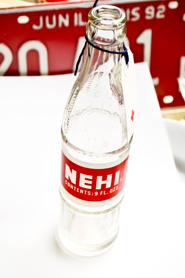 seabold vintage market - vintage nehi bottle