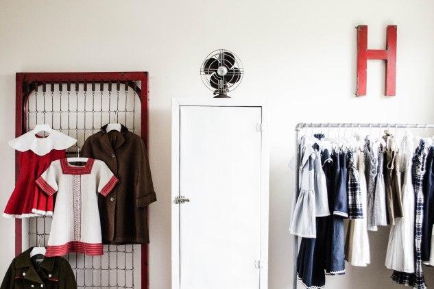 studio cloth - vintage clothing & hattie bird designs