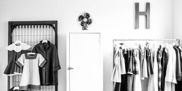 studio cloth - vintage clothing - hattie bird