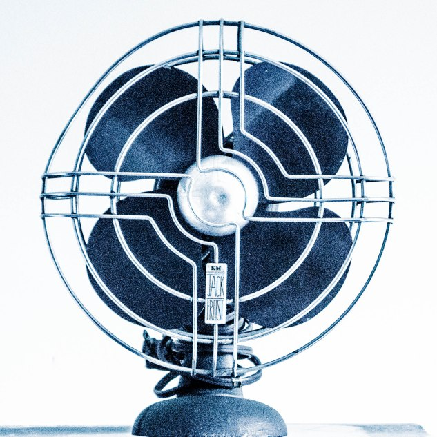 studio cloth - vintage fan