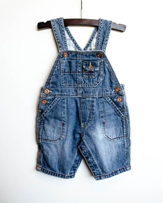 Komedal Road Boys Overalls 1