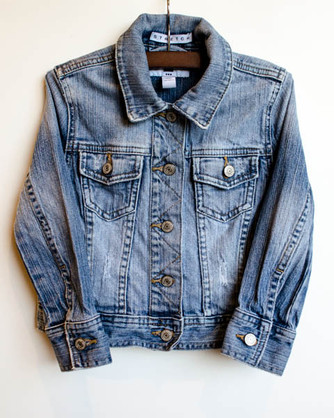 Komedal Road Denim Jacket 1