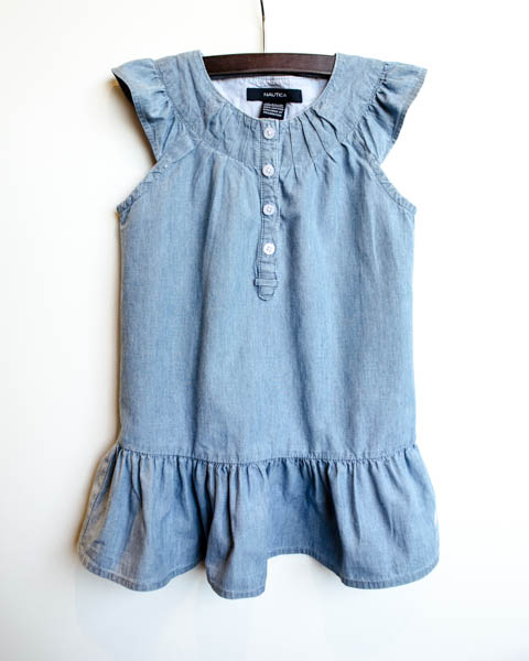 Komedal Road Girls Dress Blue 1