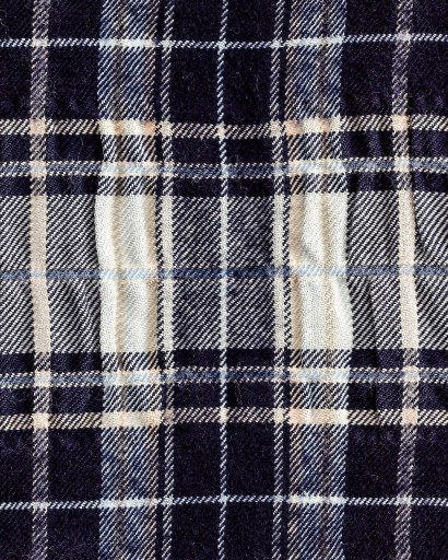Studio Cloth Blue Plaid-1
