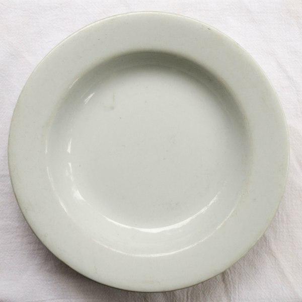 Ironstone bowl