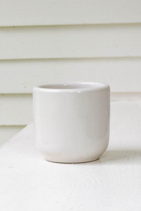 komedal road - ironstone watch mug