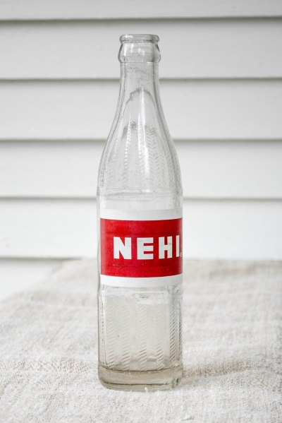 komedal road - nehi bottle