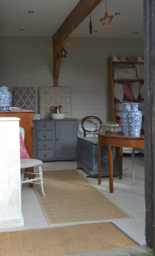 The Old Barn Studio and Workshop - West Egg Interiors - Blunham, Bedfordshire