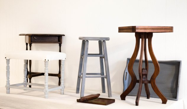 Komedal Road - Paint Like a Pro Workshop - Furniture