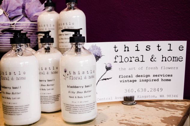 Thistle - Floral and Home - Lotion