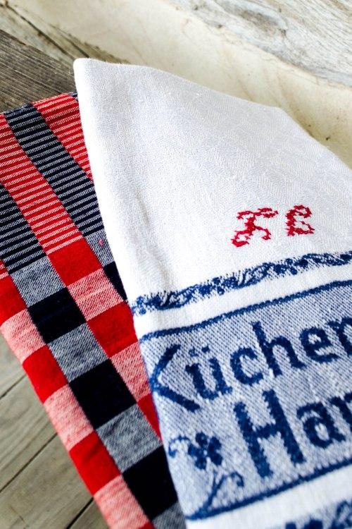 komedal road - european dish towels