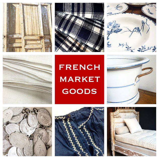 FRENCH MARKET GOODS - FALL 2015