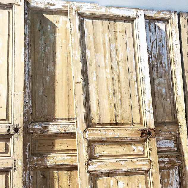 FRENCH MARKET GOODS - Doors