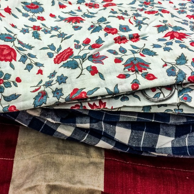 FRENCH MARKET GOODS - Vintage Fabrics