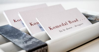 Komedal Road - Liz Le Dorze - Designer